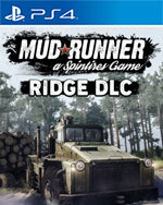 Spintires: MudRunner - The Ridge for PlayStation 4