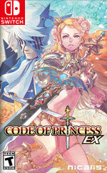 Code of Princess EX for Nintendo Switch