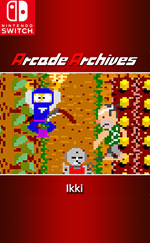Arcade Archives Ikki