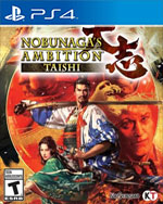 Nobunaga's Ambition: Taishi for PlayStation 4