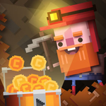 Diggerman - Arcade Gold Mining Simulator for Android