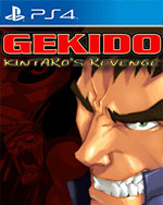 Gekido: Kintaro's Revenge for PlayStation 4