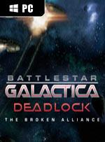 Battlestar Galactica Deadlock: The Broken Alliance