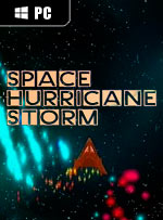 Space Hurricane Storm
