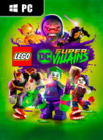 LEGO DC Super-Villains for PC
