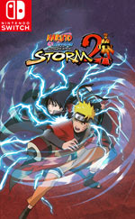 NARUTO SHIPPUDEN: Ultimate Ninja STORM 2 for Nintendo Switch