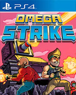 Omega Strike for PlayStation 4