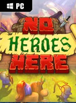 No Heroes Here for PC