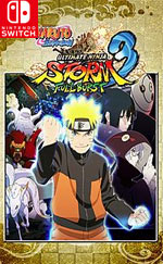 NARUTO SHIPPUDEN: Ultimate Ninja STORM 3 Full Burst for Nintendo Switch