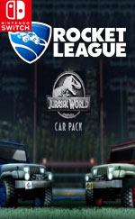 Rocket League: Jurassic World Car Pack for Nintendo Switch