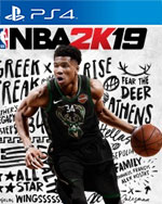 NBA 2K19 for PlayStation 4