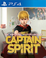 The Awesome Adventures of Captain Spirit for PlayStation 4
