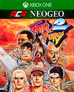 ACA NEOGEO FATAL FURY 2 for Xbox One