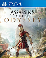 Assassin's Creed Odyssey for PlayStation 4