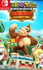 MARIO + Rabbids KINGDOM BATTLE: Donkey Kong Adventure for Nintendo Switch