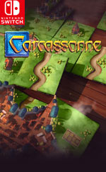 Carcassonne for Nintendo Switch