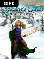 Heroine's Quest: The Herald of Ragnarok for PC
