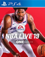 NBA Live 19 for PlayStation 4