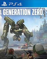 Generation Zero for PlayStation 4