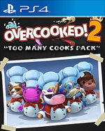 Overcooked! 2 - Too Many Cooks for PlayStation 4