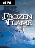 Frozen Flame