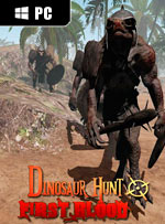 Dinosaur Hunt First Blood for PC