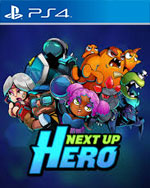 Next Up Hero for PlayStation 4