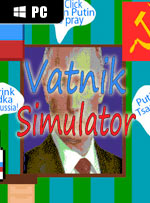 Vatnik Simulator - A Russian Patriot Game