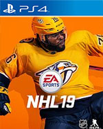 EA SPORTS NHL 19 for PlayStation 4