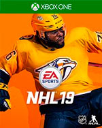 EA SPORTS NHL 19 for Xbox One