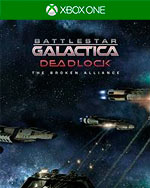 Battlestar Galactica Deadlock: The Broken Alliance for Xbox One