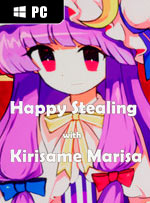 Happy Stealing with Kirisame Marisa for PC