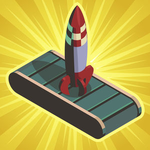 Rocket Valley Tycoon - Idle Resource Manager Game for Android