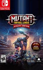 Mutant Football League: Dynasty Edition for Nintendo Switch