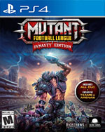 Mutant Football League: Dynasty Edition for PlayStation 4