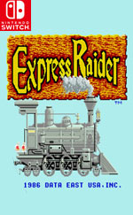 Johnny Turbo's Arcade: Express Raider for Nintendo Switch