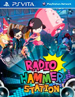Radio Hammer Station for PS Vita