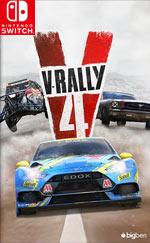 V-Rally 4 for Nintendo Switch
