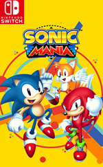 Sonic Mania: Encore Pack for Nintendo Switch