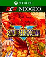 ACA NEOGEO SAMURAI SHODOWN V