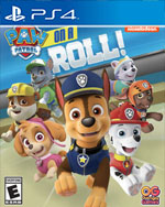 PAW Patrol: On a Roll for PlayStation 4