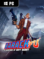 Shaq-Fu: A Legend Reborn - Barack Fu: The Adventures of Dirty Barry for PC