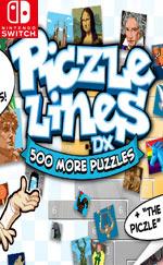 Piczle Lines DX 500 More Puzzles! for Nintendo Switch