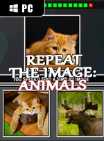 Repeat the image: Animals