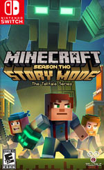Minecraft: Story Mode - Season Two for Nintendo Switch