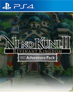 Ni no Kuni II: Revenant Kingdom - Adventure Pack