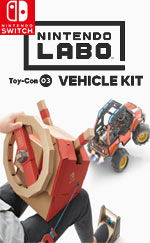 Nintendo LABO - Vehicle Kit