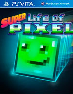 Super Life of Pixel for PS Vita