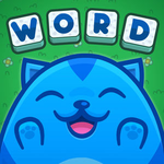 Sushi Cat: Word Search Game