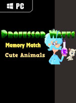 Professor Watts Memory Match: Cute Animals